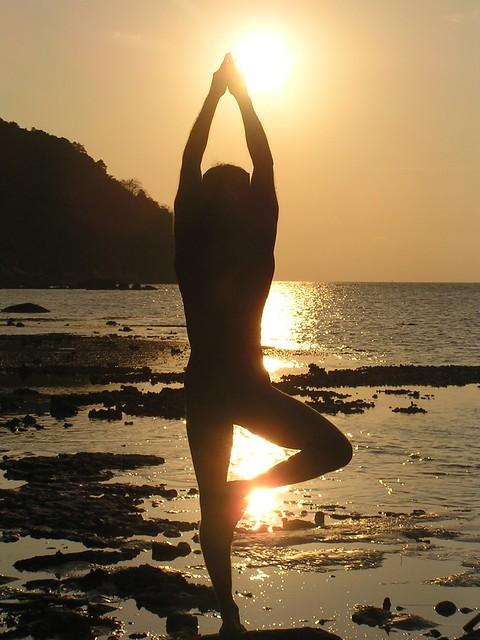 Yoga Necked