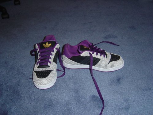 Adidas Shoes Lace Cut Out Sides