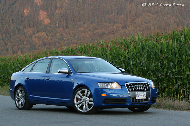 2007 audi s6 v10 2007 audi s6 v10 russell purcell flickr. Black Bedroom Furniture Sets. Home Design Ideas