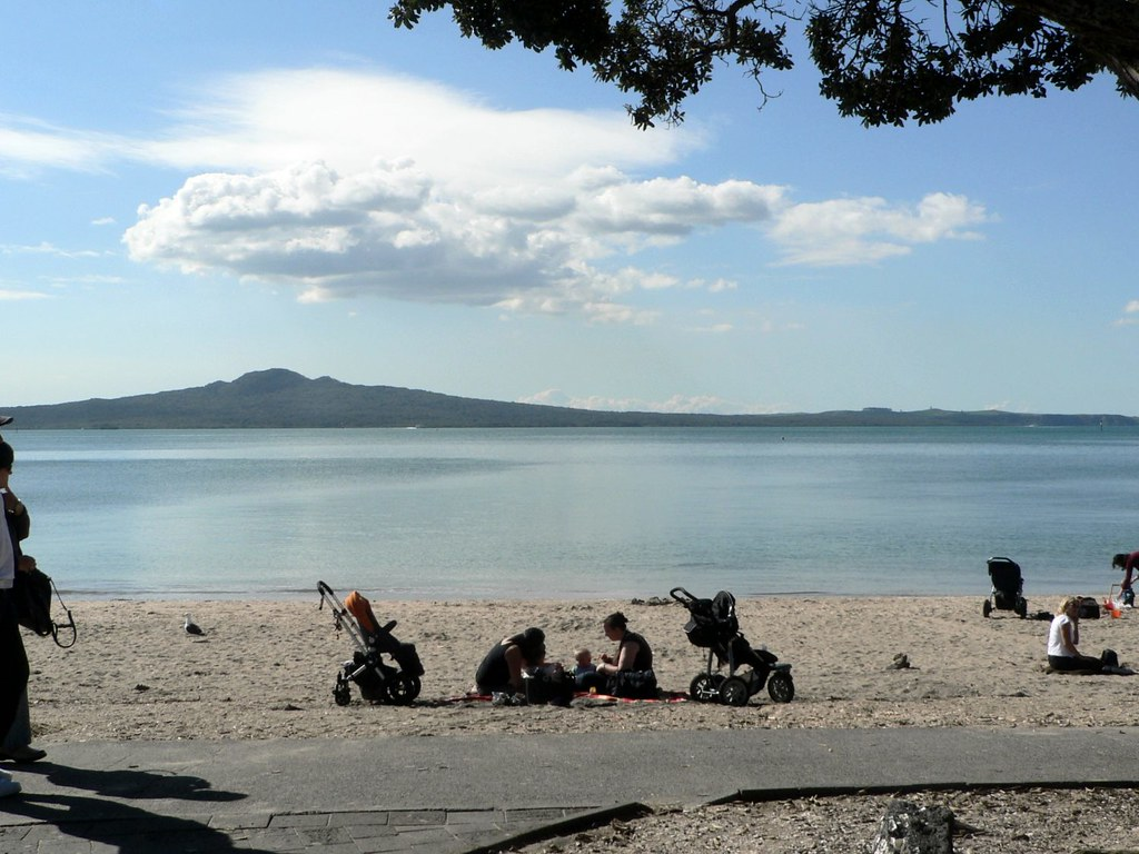 Mission bay auckland new zealand mums on a break - Mission bay swimming pool auckland ...
