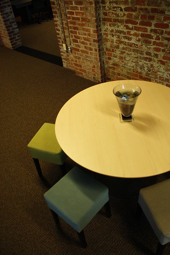 mini conference table | by atomicinteractive