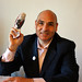 George Smitherman with puppet