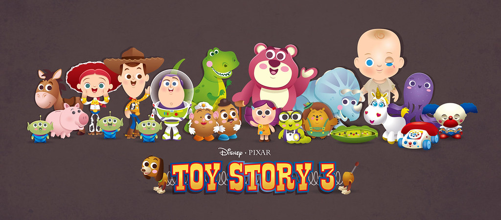 Toy Story 3 My tribute to TOY STORY 3 Might update this