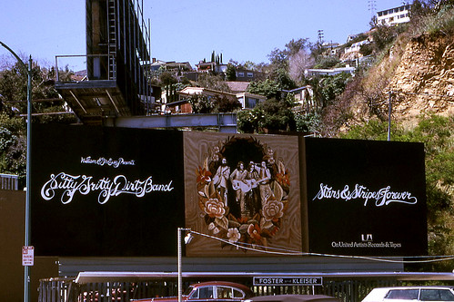 Billboards on Sunset Blvd. #4 | by LarryTheFrog