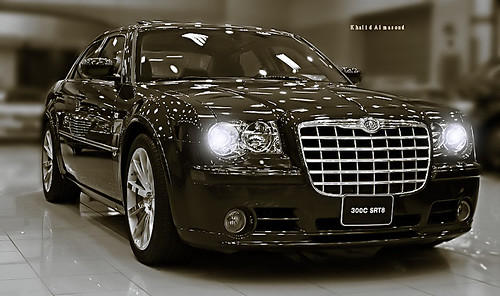 chrysler 300c srt8 flickr photo sharing. Black Bedroom Furniture Sets. Home Design Ideas