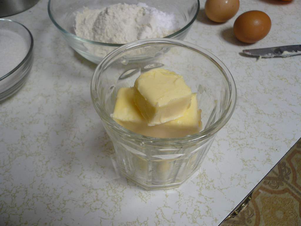 Step 4 add 1 tablespoon of butter to 1 stick of butter for 1 tablespoon of butter