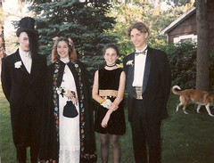Senior prom, 1993 | by firepile