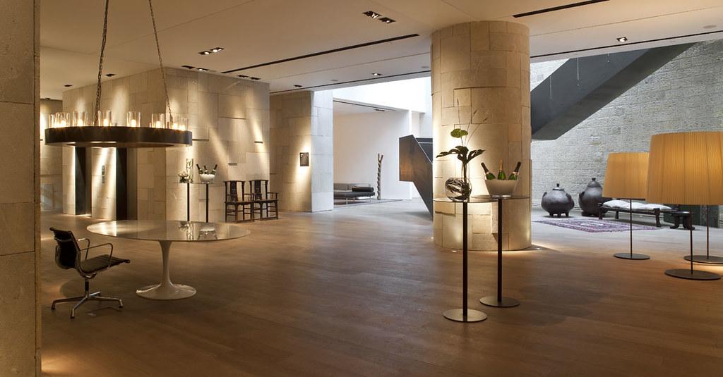 Design hotel mamilla jerusalem extraordinary modern for Hotel design jerusalem