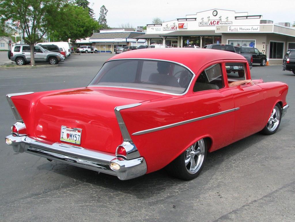 1957 chevrolet 150 2 door sedan custom 39 i my57 39 2 flickr for 1957 chevy 2 door sedan