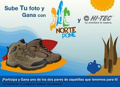 Sube tu foto y gana con Norte Pone y Hi-Tec by PROMPERÚ