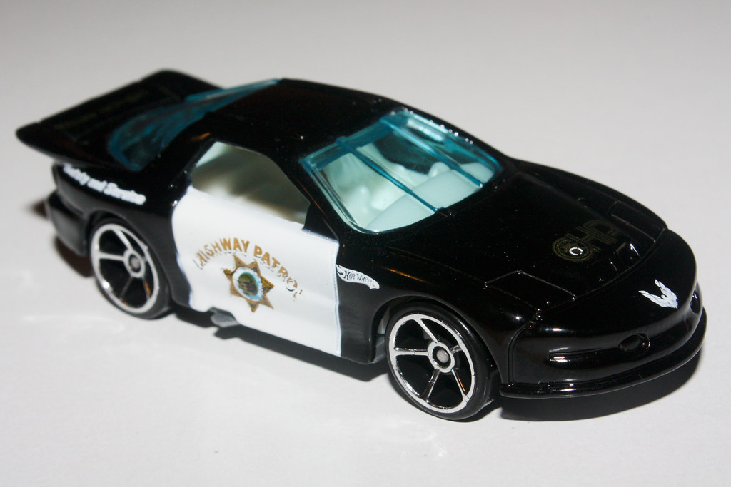 1997 Pontiac Firebird Trans Am Hot Wheels Collectors