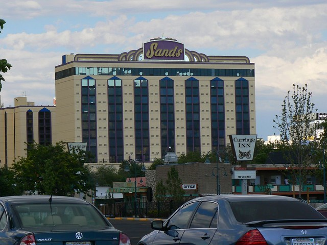 Property Location A stay at Sands Regency Casino Hotel places you in the heart of Reno, within a minute walk of National Bowling Stadium and Nevada Museum of Art. This casino hotel is mi ( km) from National Automobile Museum and mi ( km) .