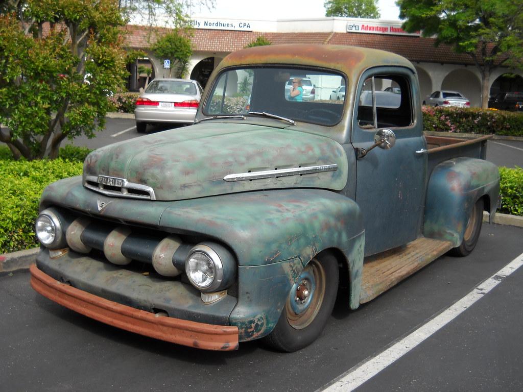 Old Rat Rod Cars For Sale
