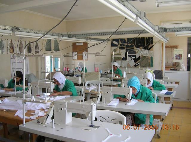 Super Atelier de couture moderne | Maison Communautaire des Femmes | Flickr FY29