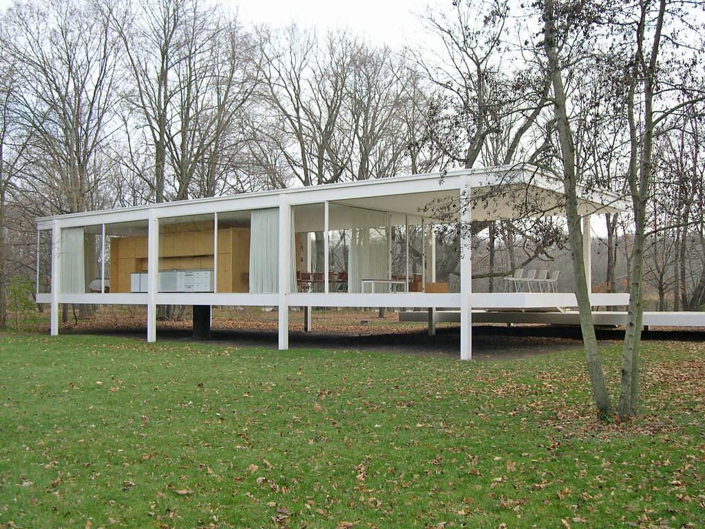 mies van der rohe 39 s farnsworth house dscn5670 mies van der flickr. Black Bedroom Furniture Sets. Home Design Ideas