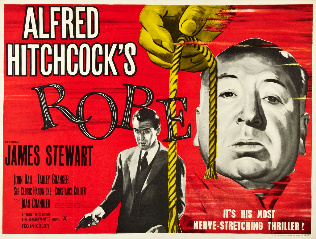 """Rope (1948) - poster 