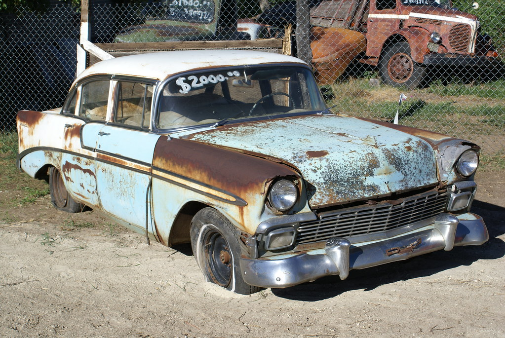 1956 Chevrolet Bel Air for Sale on ClassicCarscom