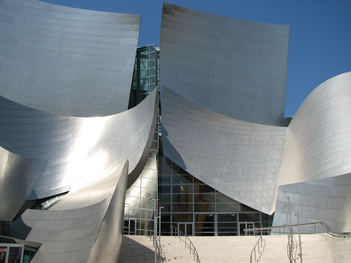 Disney Concert Hall | by Toria Clark