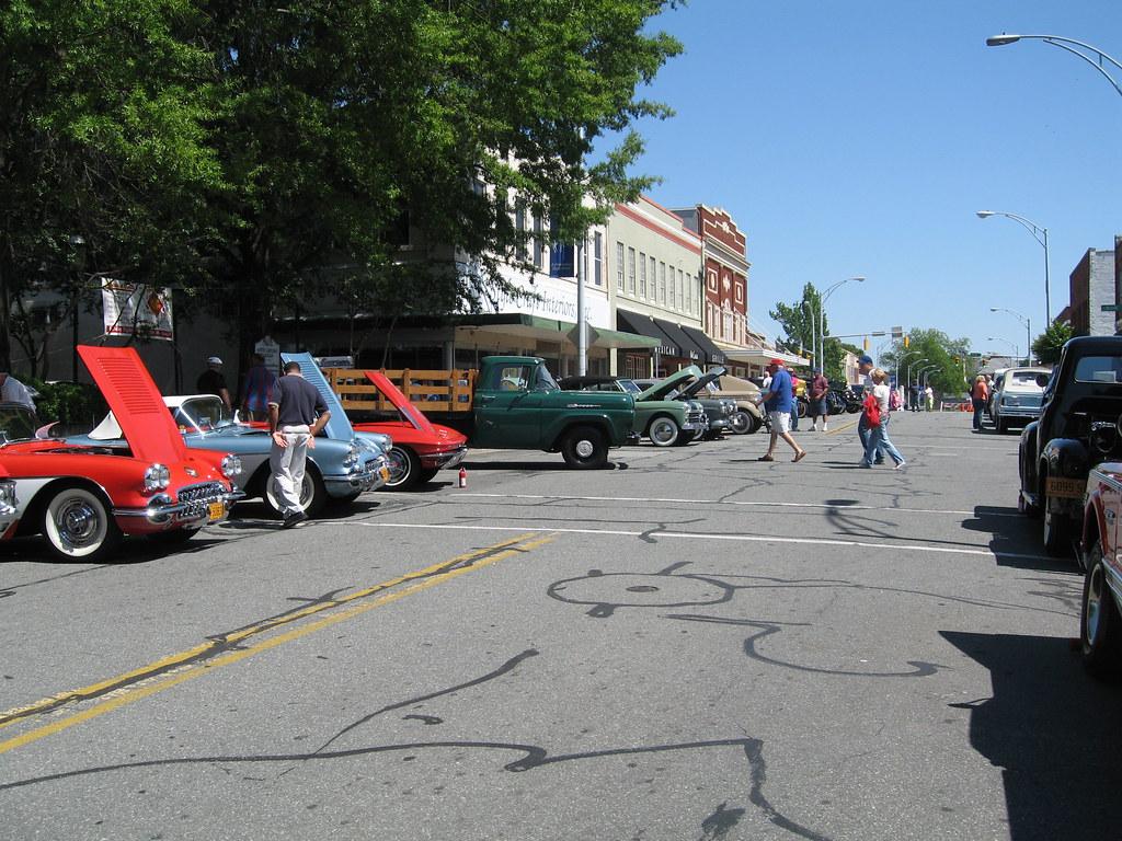 Burlington Car Show