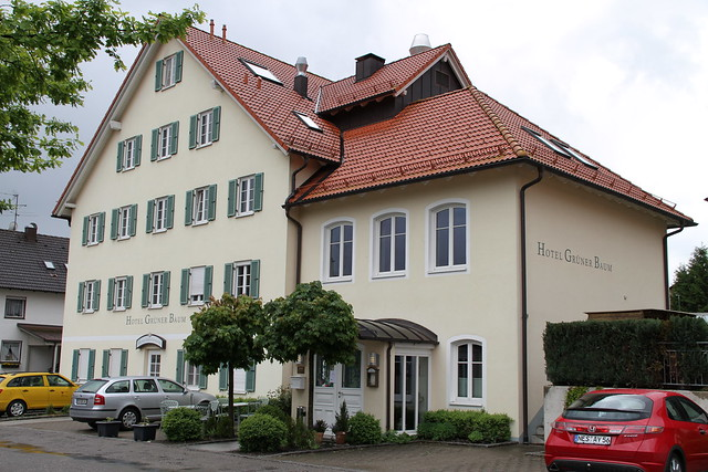 Hotel Garni Am Romerhof Gmbh