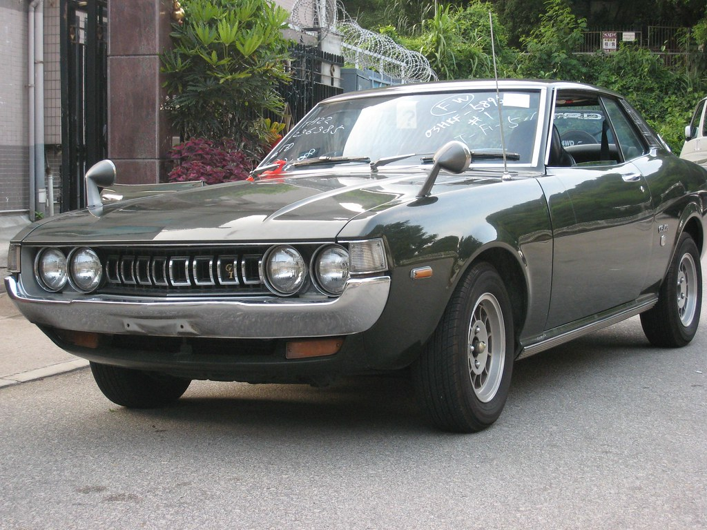 1975 toyota celica gt coupe for sale autos post. Black Bedroom Furniture Sets. Home Design Ideas