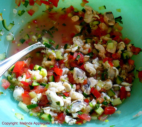 Delicious Mexican Shrimp Ceviche Salsa | Flickr - Photo Sharing!