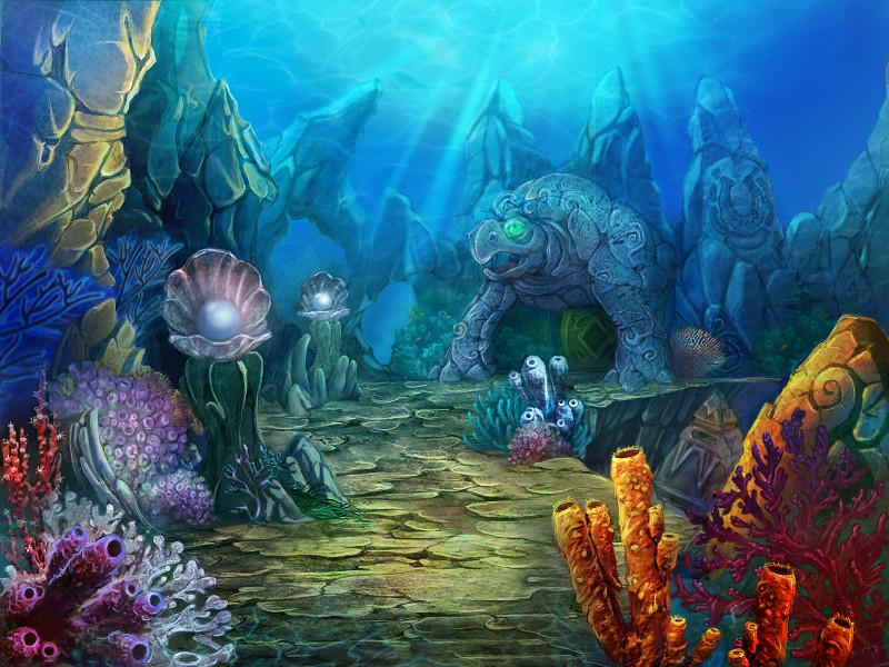Atlantis Adventures Background 06 About Us Fantasy Art