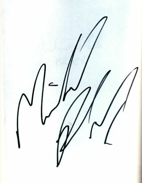 Michael Phelps autograph book   Mike Warwick   Flickr