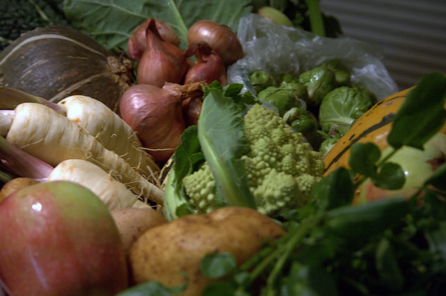 Organic Food Eugene