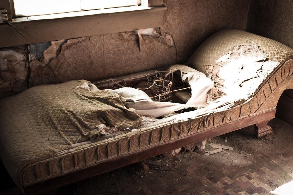 Broken Bed Marco Opitz Flickr