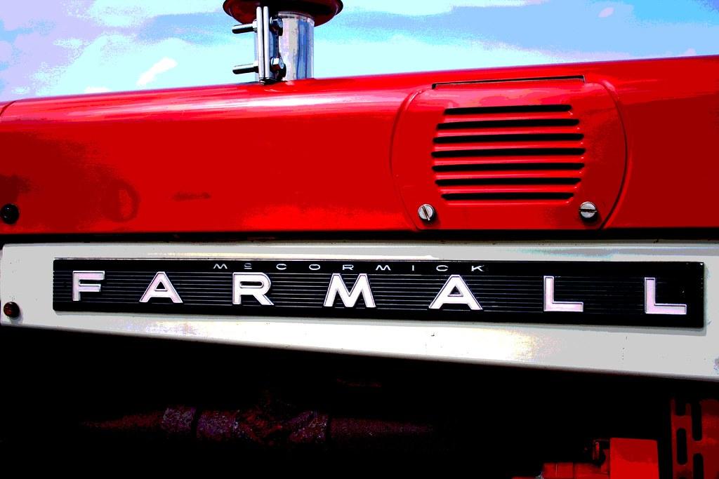 Farmall Logo  Eric Irish Flickr