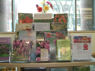 Gardening Book Display | by Princeton Public Library, NJ
