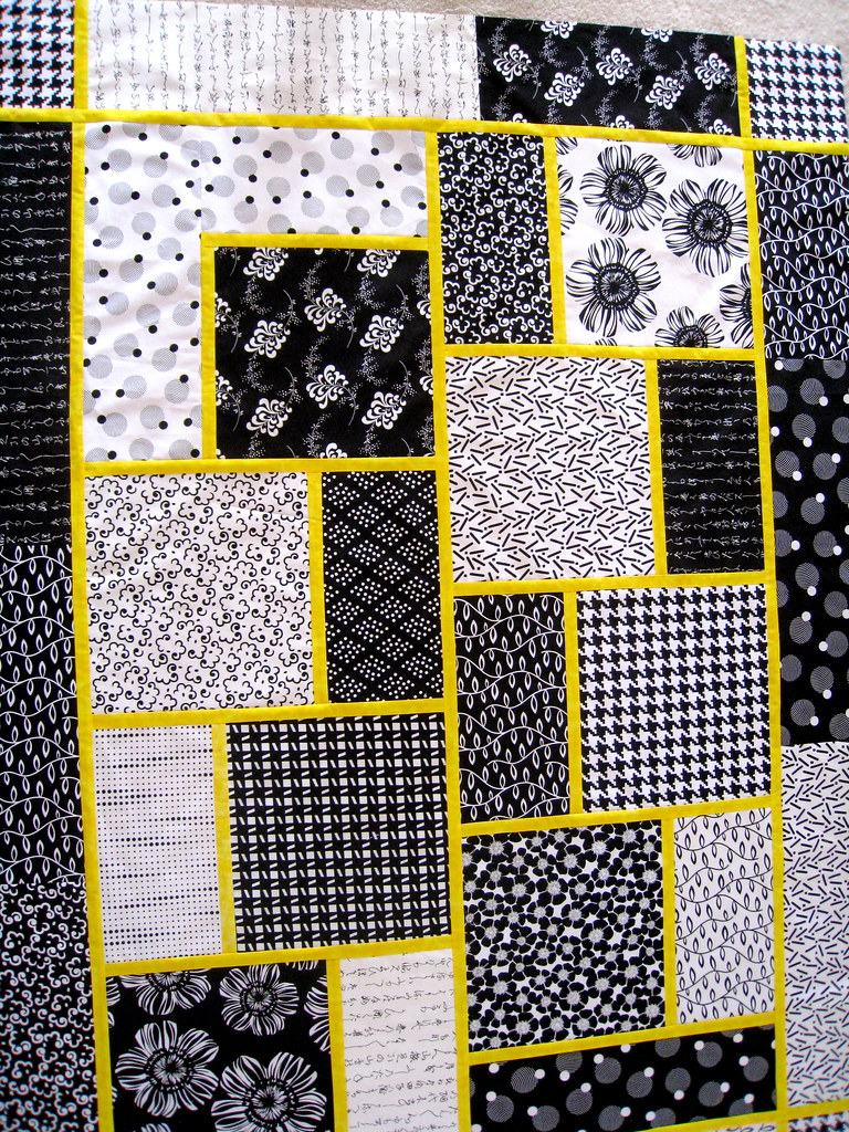 The Big Block Quilt Great Beginner Quilt Fast And Easy
