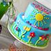 Sugar Garden Cake 2