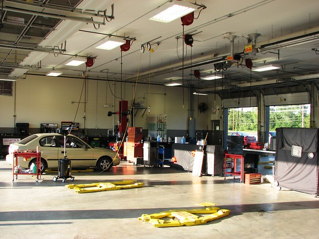 Car Service And Tune Up