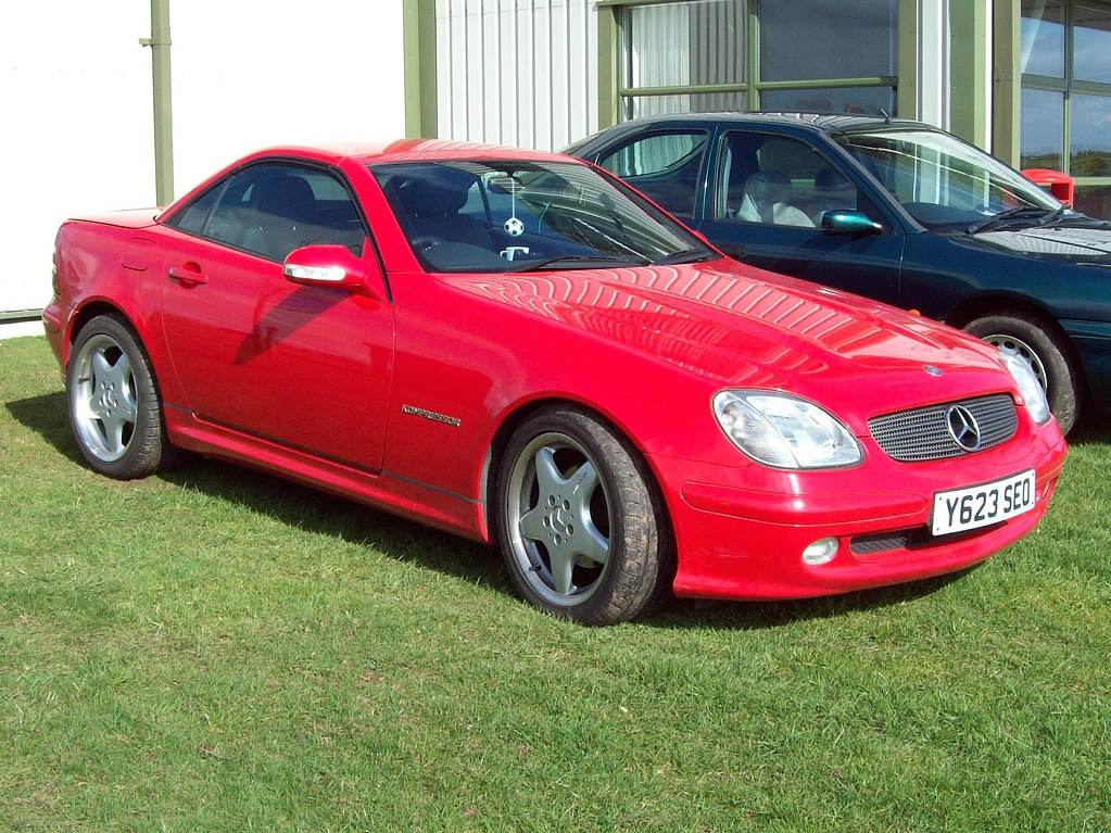 149 mercedes slk 230 kompressor r170 2001 mercedes slk 2 flickr. Black Bedroom Furniture Sets. Home Design Ideas