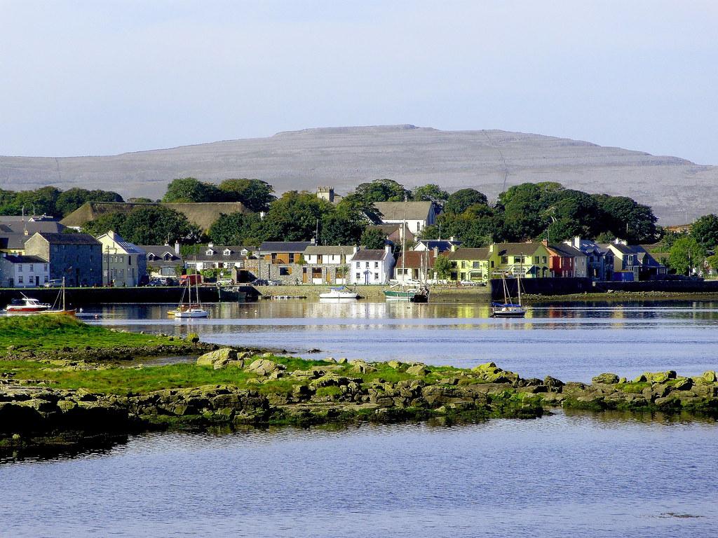 Village on the Sea (Kinvarra, Ireland) | amandamichelle3 ...
