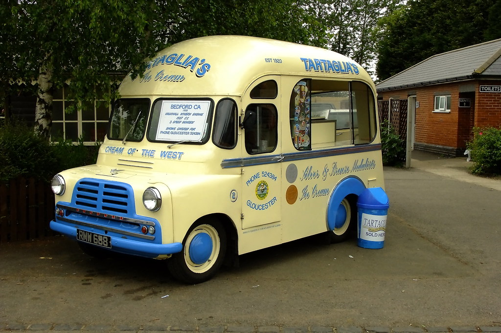 bedford ca ice cream van nice ice cream too martin. Black Bedroom Furniture Sets. Home Design Ideas