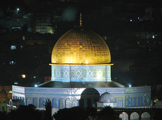 Jerusalem - The Dome of the Rock at Night | by *Checco*
