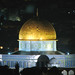 Jerusalem - The Dome of the Rock at Night