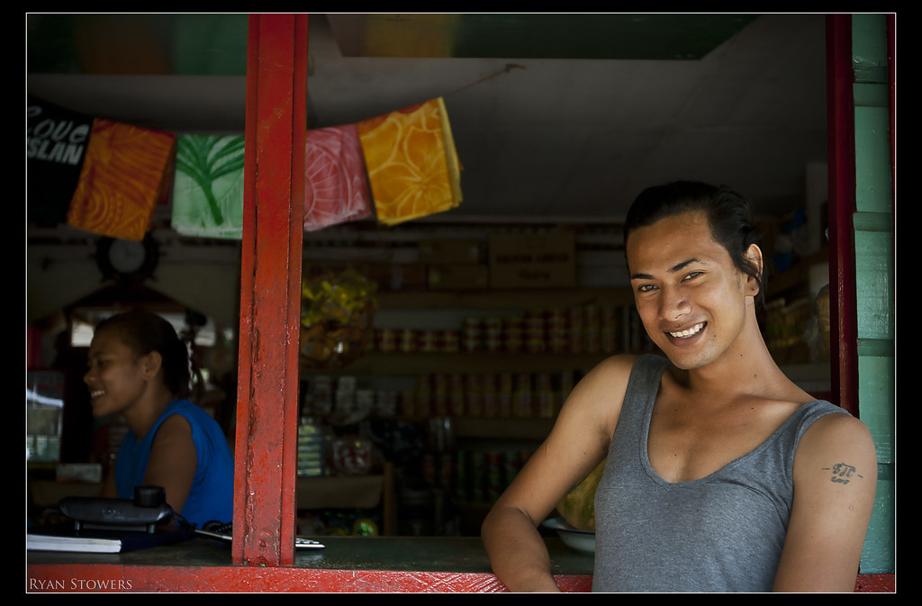 Fa'afafine | Taken in Faleapuna at a road side shop | Ryan ...