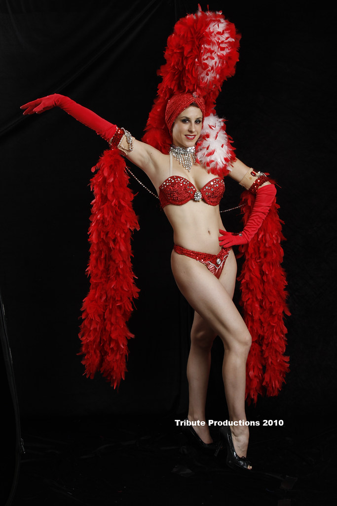 Las Vegas Showgirls By Tribute Productions We Can Custom