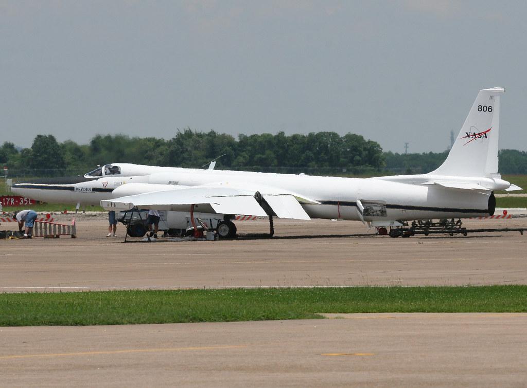 Lockheed Er 2 U 2 N806na Quot Nasa 806 Quot Dryden At Efd