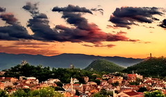 Trimontium in Latin, and Plovdiv in the beauty-language... | by Emilofero