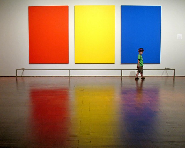 red yellow blue green ellsworth kelly red yellow blu flickr. Black Bedroom Furniture Sets. Home Design Ideas