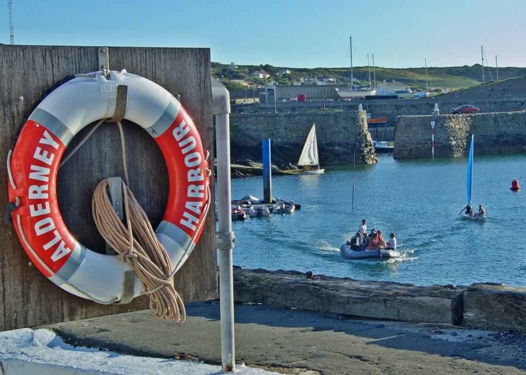 Alderney Ring And Buoy For Sale