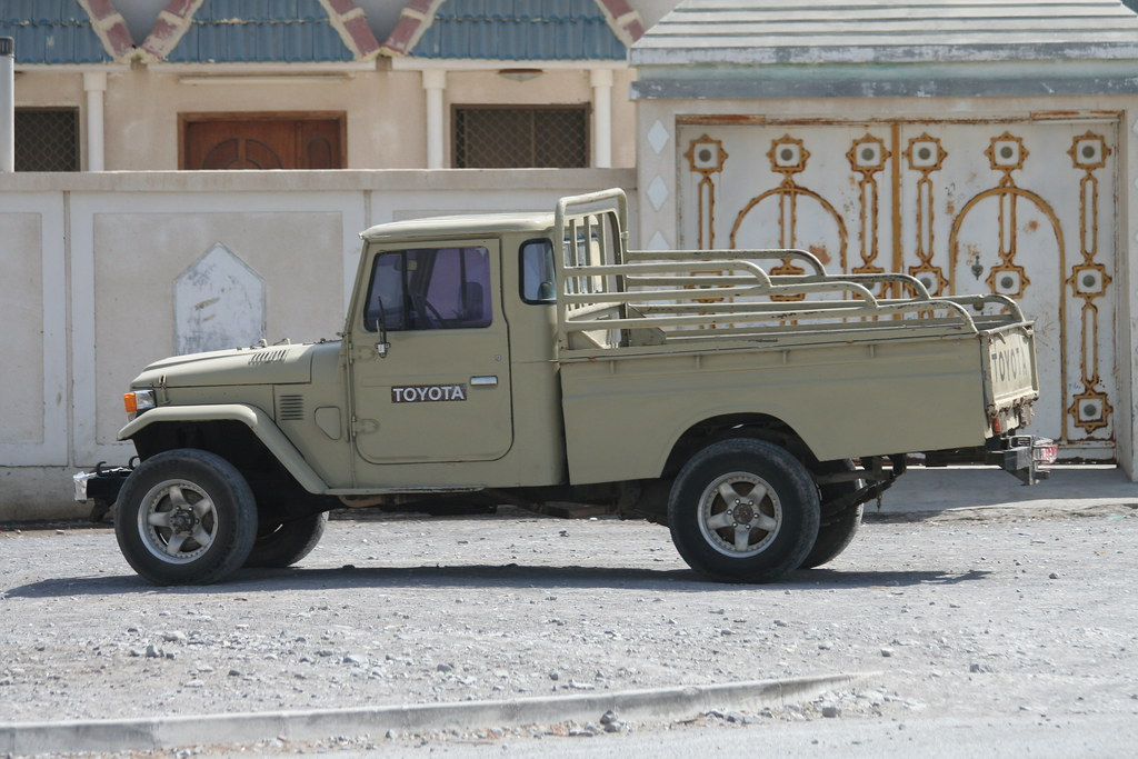 Toyota Landcruiser Toyota Land Cruiser Pickup In Oman