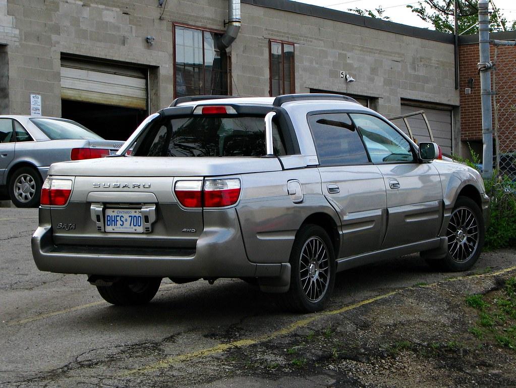 Subaru Outback Car Cover
