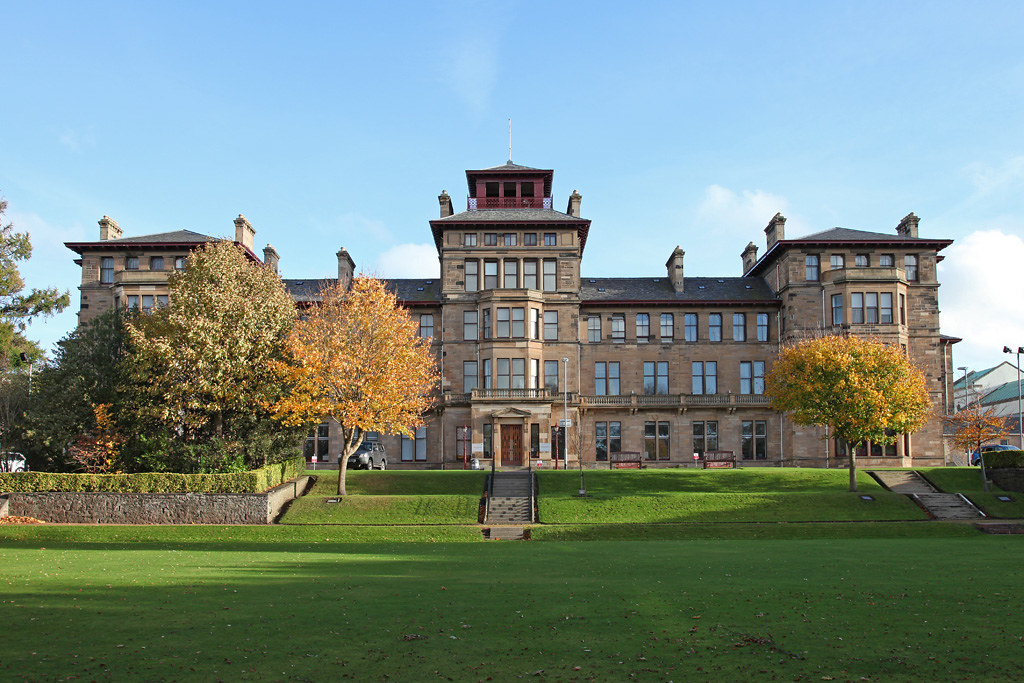University Of Edinburgh Societie Room Booking