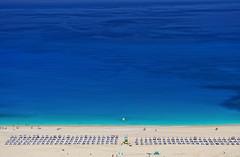 Myrtos Beach, Kefallonia, Greece by ConstantineD